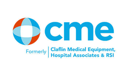 CME - formerly Claflin Medical Equipment, Hospital Associates & RSI
